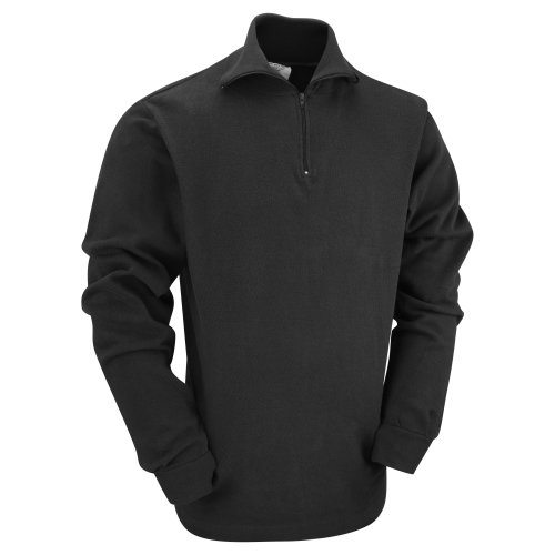 (Black, XS) British Norwegian Army Style Cold Weather Top