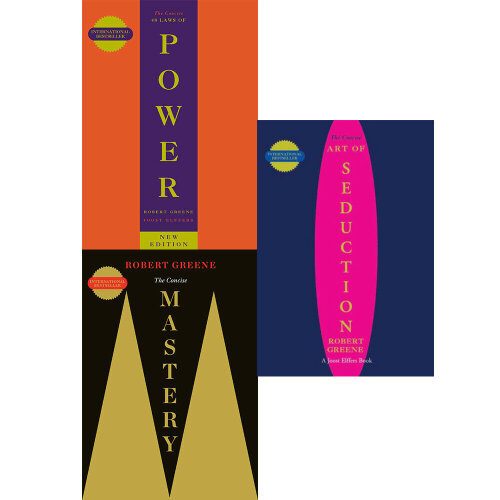 The Robert Greene Collection 3 Books Set