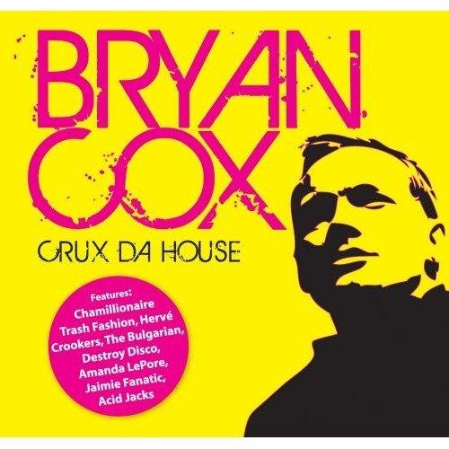 Bryan Cox - Crux Da House [CD]
