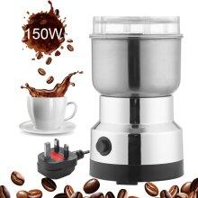 220V Electric Coffee Grinder Grinding Milling Bean Nut Spice Matte