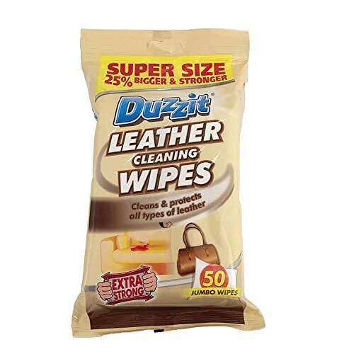 Leather Cleaning Wipes