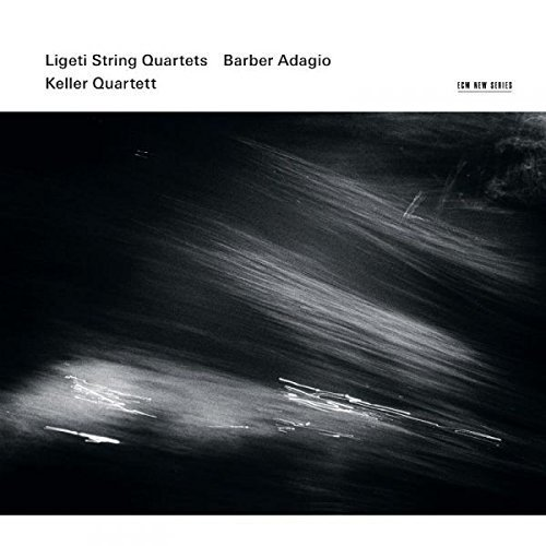 Keller Quartett - Ligeti: String Quartets / Barber: Adagio [CD]
