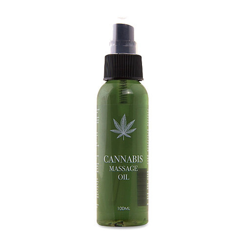 Cannabis Massage Oil - 100ml  Pharmacy Massage Oil - Pharmquests