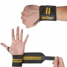 Weight Lifting Wrist Wraps Bandage Hand Support Gym Straps Brace Cotton Sports