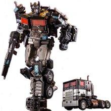 Transformer Optimus Prime Car War Cybertron  Action Figure