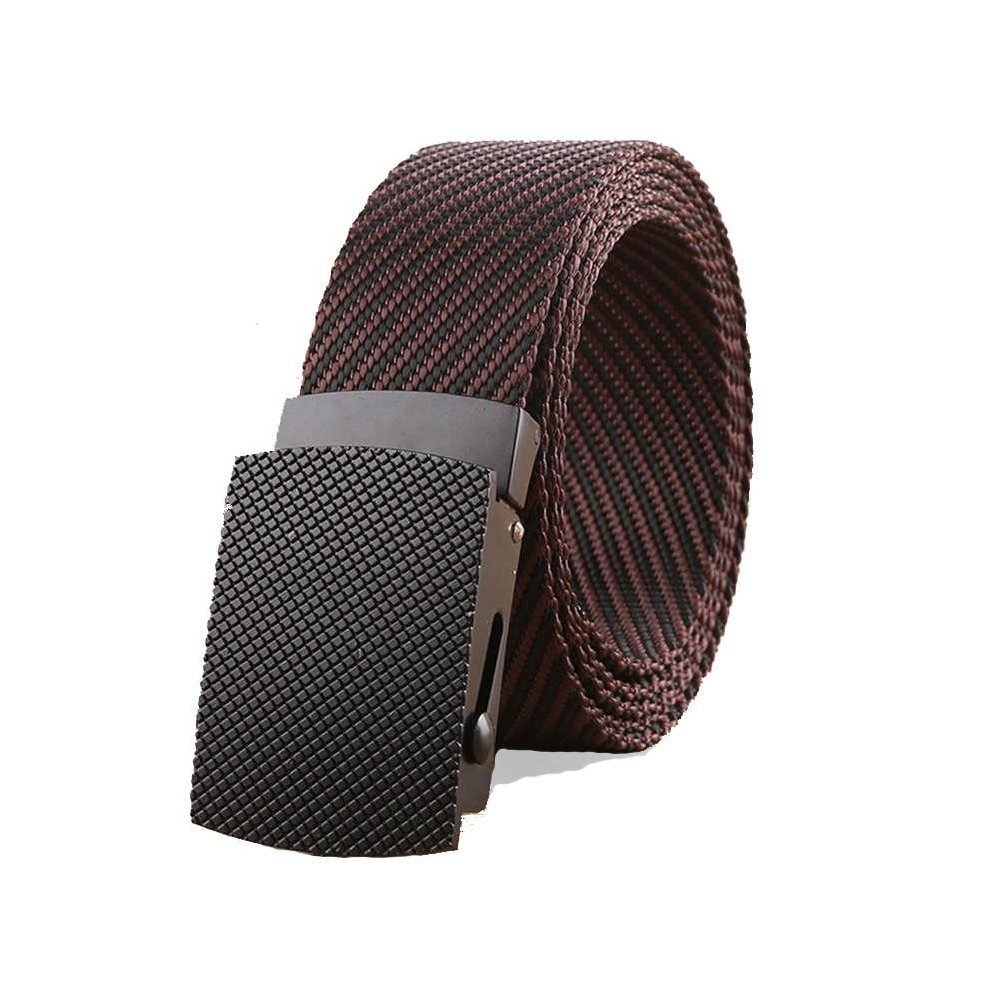 High quality nylon Woven Casual Canvas belt for men Army Tactics design men belt 6 color male strap ceinture homme wide 3.8cm c2