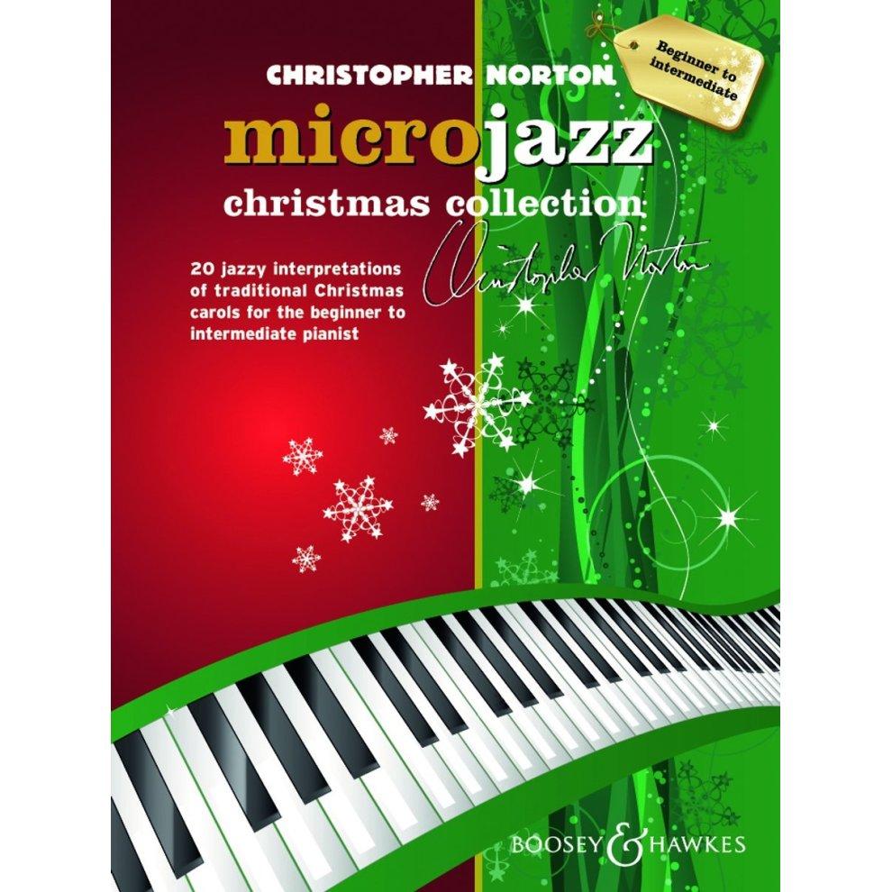 Microjazz Christmas Collection - 20 jazzy interpretations of traditional Christmas carols for ...