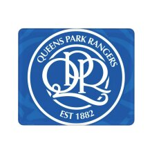 Queens Park Rangers Mouse Pad with Stitched Edge Durable Non Mousepad for Laptop, Computer & PC