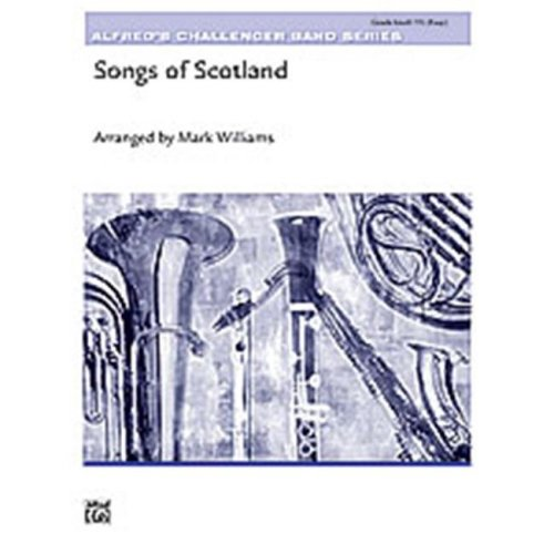 Alfred 00-18793 SONGS OF SCOTLAND-CH