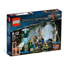 LEGO Pirates Of the Caribbean Fountain of Youth 4192