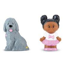 Fisher-Price Little People Tessa & Sheep Dog
