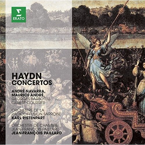 Andre Navarra Maurice Andre - Haydn: Trumpet Concerto; Cello Concerto (the Erato Story) [CD]