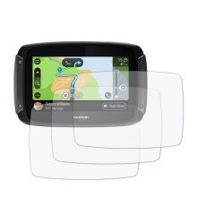 Speedo Angels Dashboard Screen Protector for TOMTOM RIDER 500 / 550  - 3 x Anti Glare
