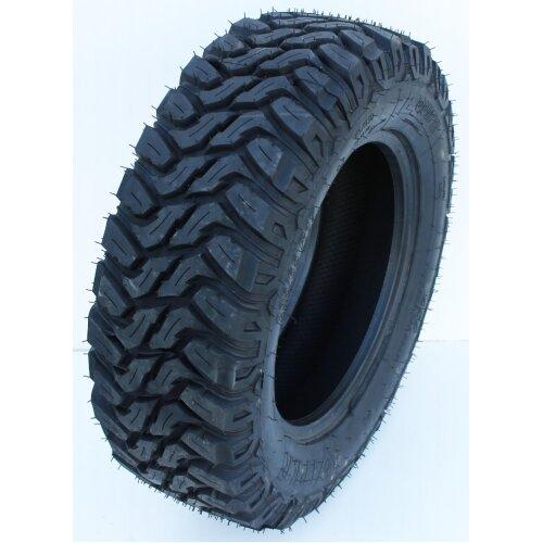 Viper off-road rubber with Mud Terrain M/T pattern 235/65 R17 115/113Q