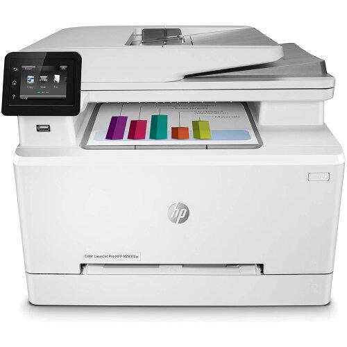 HP Colour LaserJet Pro M283fdw Multi-Function Printer (3 Years HP Commercial Warranty)
