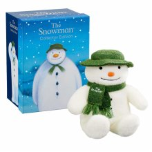 The Snowmans Collector Edition Soft Toy