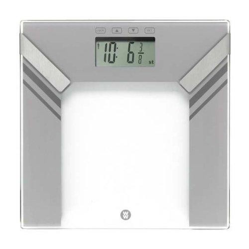 Weight Watchers 8918U Digital Ultra Slim Body Analyser Glass Weighing Scales