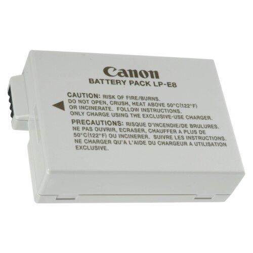 (Original Canon LP-E8) EN-EL15B EL15b EN-EL14a LP-E6 Nikon Canon Battery