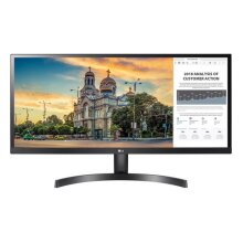 "Monitor LG 34WL500-B 34"" UWFHD IPS Black"