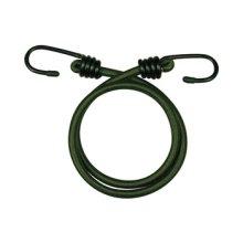 "Kombat Green Military Elasticated Bungee Cord 30cm / 12"" X2"