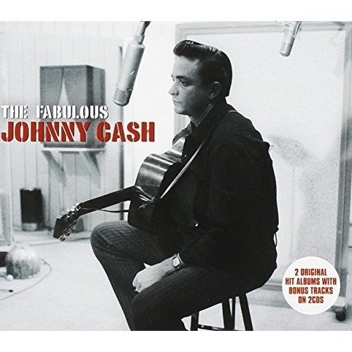 Johnny Cash - the Fabulous Johnny Cash [CD]