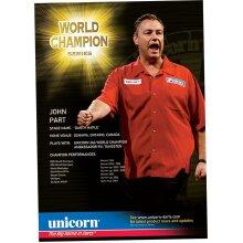Unicorn - John Part World Champion Poster (2020)