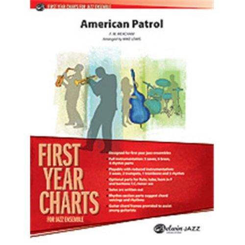 Alfred 00-26864 AMERICAN PATROL-JFY