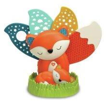 3 In 1 Musical Fox Soother & Night Light Projector