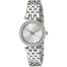 Michael Kors Mini Darci Stainless Steel Ladies Wrist Watch MK3294