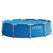 Intex 28202UK 10ft x 30in Metal Frame Swimming Pool with Filter Pump