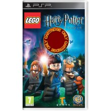 LEGO Harry Potter Years 1-4 (Sony PSP) - Used