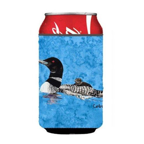 Bird - Loon Can Or Bottle  Hugger