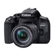 Canon EOS 850D kit EF-S 18-55mm f/4-5.6 IS STM Lens
