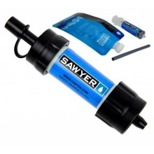 Sawyer SP128 Mini Water Filtration System Blue