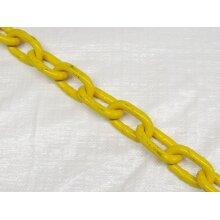 13MM Grade 80 Yellow Painted Mid Link Chain - 21400KG Fishing Trawling Lashing