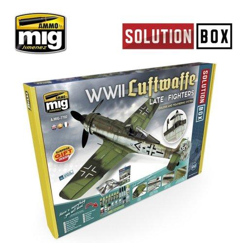 Ammo by Mig Luftwaffe Late War Solution Box