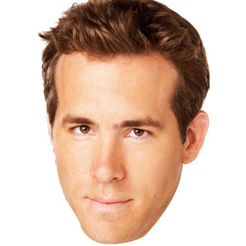 Ryan Reynolds celebrity Party Face Fancy Dress