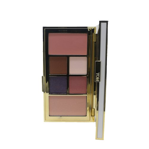 (04 Violet Argente) Tom Ford Soleil Eye And Cheek Palette New In Box