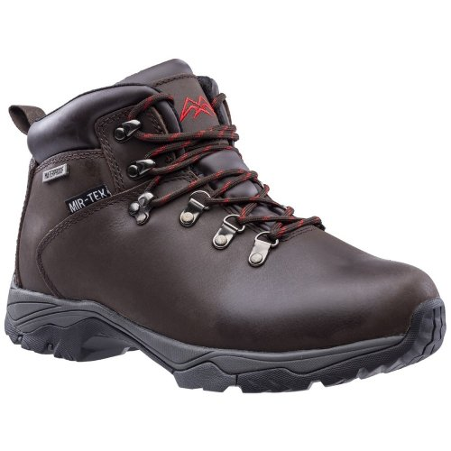 Hawkridge Mens Leather Walking Boot