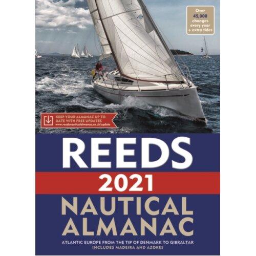 Reeds Nautical Almanac 2021 by Towler & PerrinFishwick & Mark