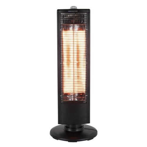 Warmlite WL42013 1KW Carbon Infrared Electric Heater with Oscillation