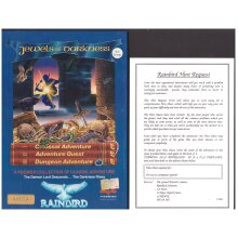 Jewels Of Darkness for Commodore Amiga from Rainbird - Used
