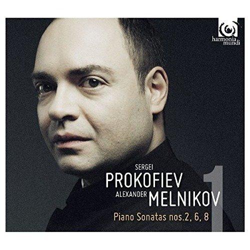 Alexander Melnikov - Piano Sonatas [CD]