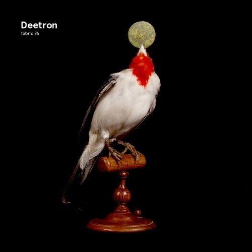 Deetron - Fabric 76: Deetron [CD]