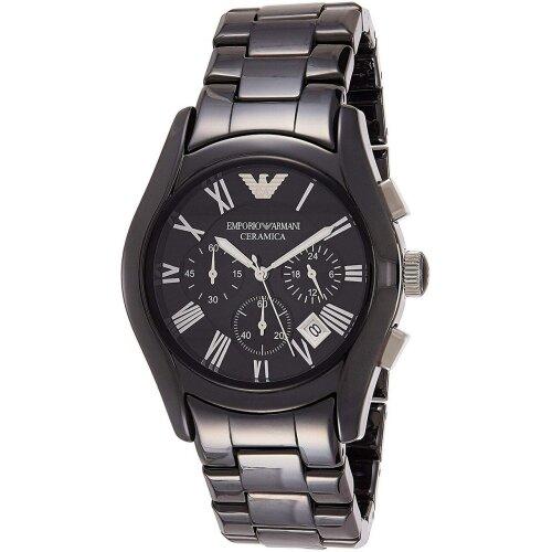 Emporio Armani Ceramica Ar1400 Chronograph Quartz Men's Watch