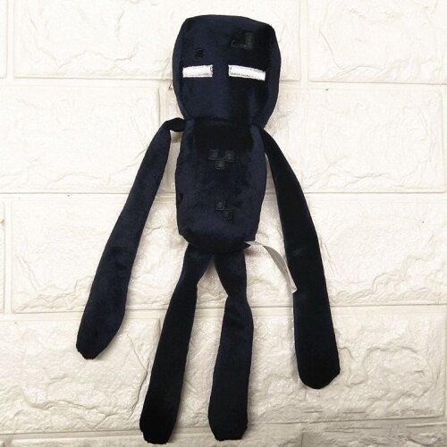 (Black Doll) Kids' Minecraft Plush Toy | Children's Soft Toy