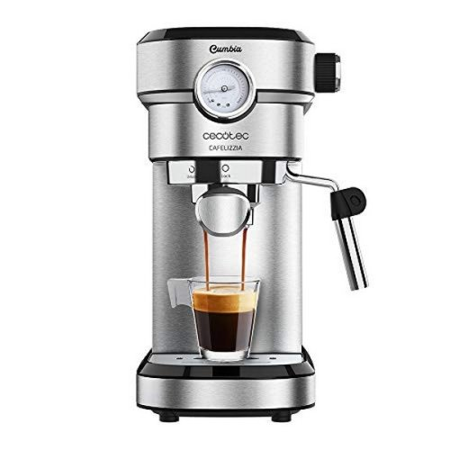 Express Manual Coffee Machine Cecotec Cafelizzia 790 Steel Pro 1,2 L 20 bar 1350W Stainless steel