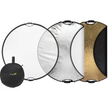 """Impact 5-in-1 Collapsible Circular Reflector with Handles (32"""")"""