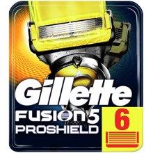 Gillette Fusion5 ProShield Razor Blades, 6 Refills