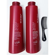 Joico Color Endure Shampoo & Conditioner Sulfate Free Duo set 33.8 oz With FREE Shower Comb